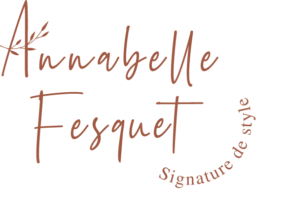 creation logo annabelle fesquet sudup signature de style Marseille