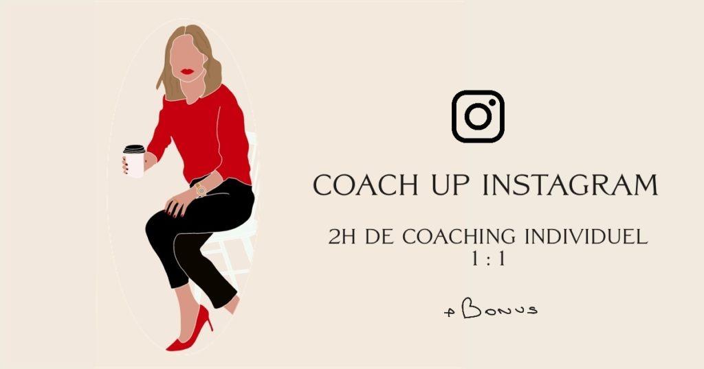 coaching instagram individuel