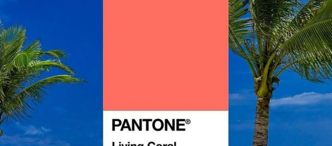Pantone Living Coral Sup Up